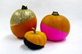 no carve pumpkin decorating ideas for thanksgiving and