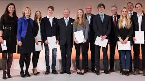 wolfgang porsche porsche awards ferry porsche prize to 251 german a level students