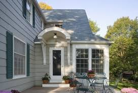 Side Awnings Side Door Awnings Add Charm U2013 Rice Home Specialties