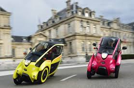 toyota coms france u0027s bizarre three wheeled buggies may be the perfect evs wired