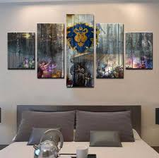 Posters Home Decor Online Get Cheap Posters Warcraft Aliexpress Com Alibaba Group