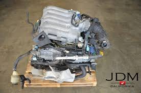 nissan pathfinder no spark jdm vg35 nissan pathfinder 01 05 infiniti qx4 3 5l engine v6
