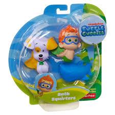 buy fisher price nickelodeon u0027s bubble guppies bath squirters