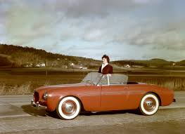 rarest cars a rare volvo convertible turns 60 years the volvo sport volvo