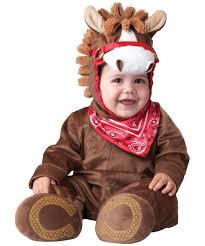 infant halloween costume playful pony baby halloween costume pony boys costumes