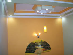 gypsum board false ceiling designs for minimalist living room