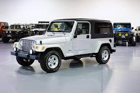 lj jeep truck davis autosports 2006 jeep wrangler lj unlimited only 17k