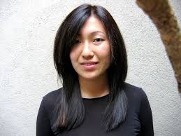 long straight hairstyle for asian women