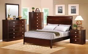 vibrant inspiration cherry wood bedroom furniture simple design