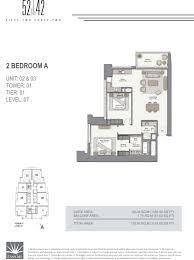 luxurious residential development 52 42 in dubai marina