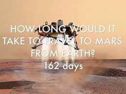 how long would it take to travel to mars images Mars by emily paplow jpg