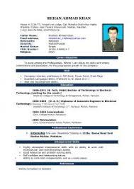 chronological resume advantages disadvantages candidates resume