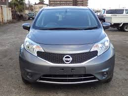 nissan note 2007 nissan note x japanese used vehicles exporter tomisho