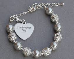 gifts for confirmation girl communion bracelet communion day baptism gift