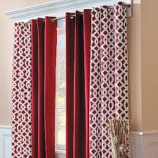 Burgundy Living Room Decor Marvelous Burgundy Curtains For Living Room And Home Gallery Ideas