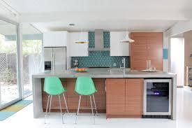 mid century modern kitchen cabinet colors kitchen layout ideas mid century modern