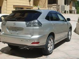 lexus harrier 2005 toyota harrier 2003 for sale in islamabad pakwheels