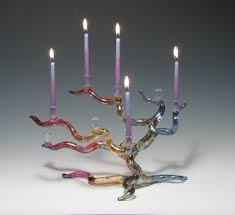 tree of menorah chanukah menorahs bandhu dunham