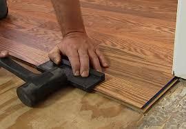 can we lay laminate flooring carpet