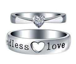 his and hers engagement rings sets matching puzzled wedding rings set with cut in