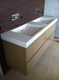 Plan Vasque Teck Meuble Vasque En Bois Max Min