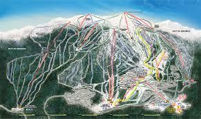 Big Sky Montana Trail Map by Maps U0026 Brochures Big White