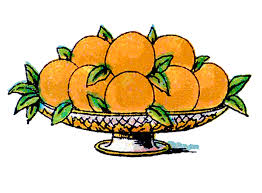 oranges clipart black and white thursday is request day windmill game card oranges period