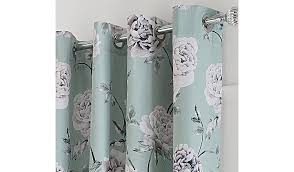 Floral Curtains Floral Curtains Duck Egg Home Garden George