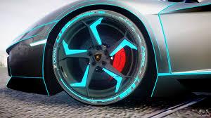 Lamborghini Aventador Tron - lamborghini aventador tron edition epm updated para gta 4