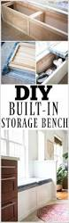 best 25 wooden storage bench ideas on pinterest toy chest diy