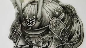 samurai cat tattoo design all tattoos for men