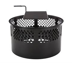 Large Fire Pit Ring by Jamestown Camp Fire Rings Jamestown