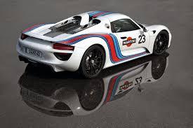 Porsche 918 Back - porsche 918 spyder ottority classic cars