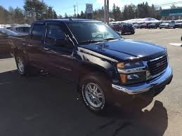 nissan frontier used 2010 used 2010 gmc canyon sle in kentville used inventory kentville