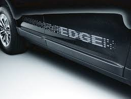 ford edge accessories sport stripes silver the official site for ford accessories