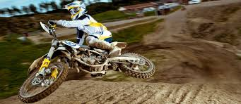 when was the first motocross race heritage
