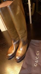 s boots size 9 1 2 gevonden op au com via dressuurlaarzen cognac