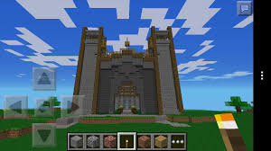 how to build a castle in minecraft pe matrixhits