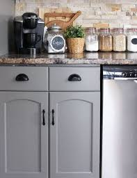 Kitchen Cabinet Makeovers - our kitchen cabinet makeover hometalk