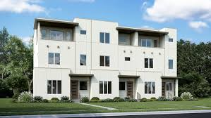 row homes mueller town green row houses new townhomes in austin tx 78723