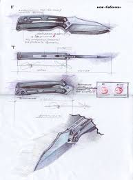 sketch knives my sketches knives pinterest knives and sketches