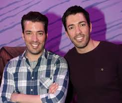 property brothers drew and jonathan scott on las vegas people com