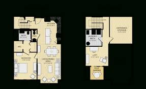 luxury loft floor plans two sophisticated luxury apartments in ny