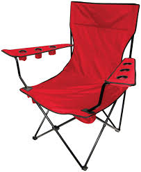 folding king pin chair red walmart com