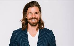 successful men with long hair in business
