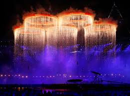 olympic rings london images London olympics opening ceremony lite solution jpg