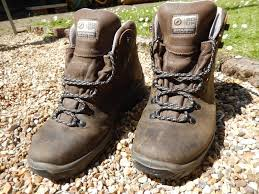womens boots uk size 8 scarpa terra gtx s leather walking boots uk size 8 in
