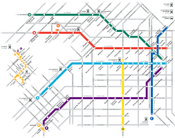 Mbta System Map by Subway Buenos Aires Map My Blog