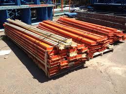 new u0026 used pallet rack warehouse rack lockers conveyor steel