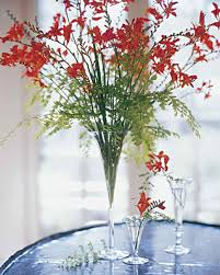 Branches In A Vase Fall Flower Arrangements Martha Stewart